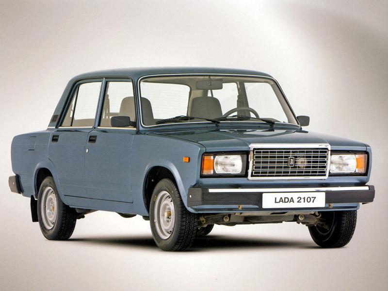 Автомобиль Lada 2107