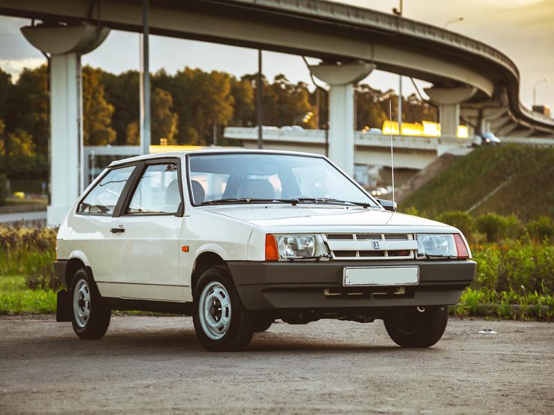 Автомобиль Lada 2108 Samara