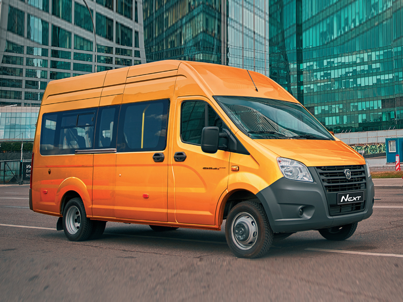 Авто Газель Next микроавтобус