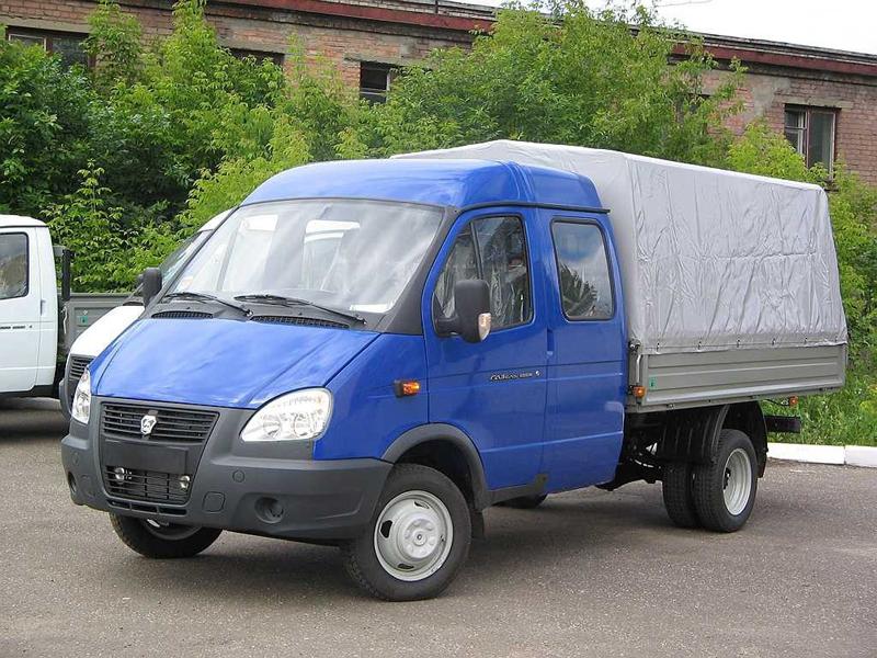 Автомобиль ГАЗель Бизнес 3302 тент Фермер